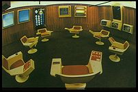 Cybersyn control room, 1972