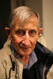 Freeman Dyson Photo from Long Now Seminar, San...